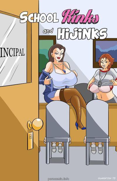 School Kinkj and HiJinks