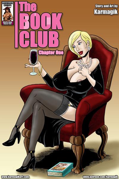 The Book Club Ch. 1-3